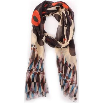 Tekstilni dodatki Ženske Šali & Rute Achigio' P8-1039 BEIGE