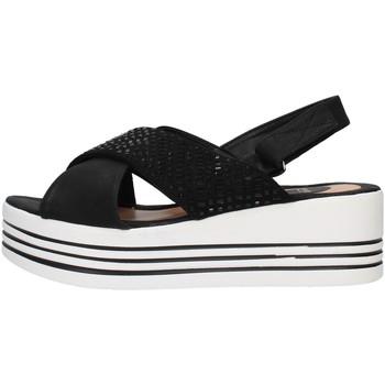 Čevlji  Ženske Sandali & Odprti čevlji Energy 625 BLACK