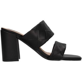 Čevlji  Ženske Natikači Steve Madden DARE BLACK