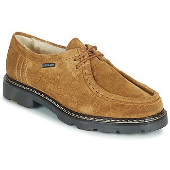 Čevlji  Moški Čevlji Derby Pellet Macho Kostanjeva