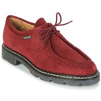 Čevlji  Moški Čevlji Derby Pellet Macho Rdeča