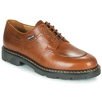 Čevlji  Moški Čevlji Derby Pellet Montario Kostanjeva
