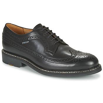 Čevlji  Moški Čevlji Derby Pellet NORMAN Črna