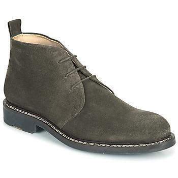 Čevlji  Moški Čevlji Derby Pellet MIRAGE Siva