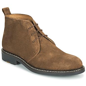 Čevlji  Moški Čevlji Derby Pellet MIRAGE Kostanjeva
