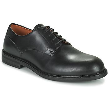 Čevlji  Moški Čevlji Derby Pellet ALI Črna