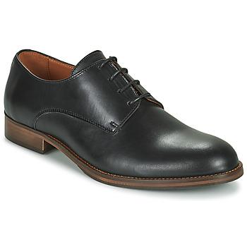 Čevlji  Moški Čevlji Derby Pellet ADRIEN Črna
