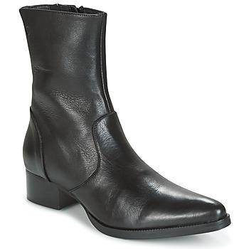Čevlji  Ženske Gležnjarji Betty London IANO Črna