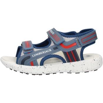 Čevlji  Dečki Sandali & Odprti čevlji Lumberjack SB28206010M17 Light blue