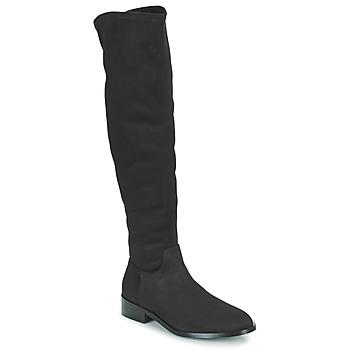 Čevlji  Ženske Mestni škornji    JB Martin ART Črna
