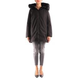 Oblačila Ženske Parke People Of Shibuya SALLY/1PM5280-999 BLACK