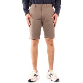 Oblačila Moški Jeans 3/4 & 7/8 Powell CB508 WHITE