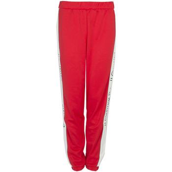 Oblačila Ženske Spodnji deli trenirke  Juicy Couture  Rdeča