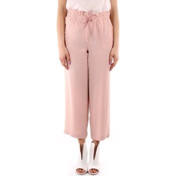 Oblačila Ženske Lahkotne hlače & Harem hlače Marella GIADA PINK