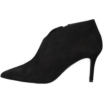 Čevlji  Ženske Nizki škornji Paolo Mattei 1413 BLACK
