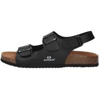 Čevlji  Moški Sandali & Odprti čevlji Superga S11G046 BLACK