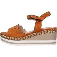 Čevlji  Ženske Sandali & Odprti čevlji Melluso R70740 BEIGE