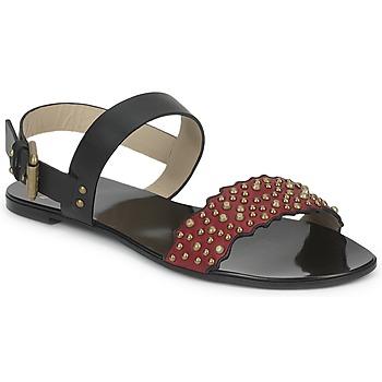 Čevlji  Ženske Sandali & Odprti čevlji Etro SANDALE 3743 Črna