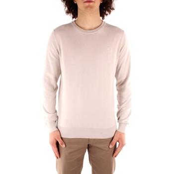 Oblačila Moški Puloverji Trussardi 52M00477 0F000668 WHITE