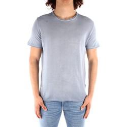 Oblačila Moški Majice s kratkimi rokavi Blauer 21SBLUM01319 HEAVENLY