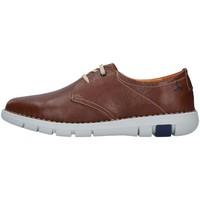 Čevlji  Moški Čevlji Derby Melluso U41000 BROWN