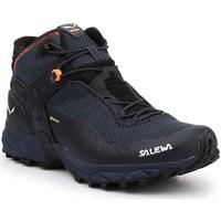 Čevlji  Moški Visoke superge Salewa MS Ultra Flex 2 Mid Gtx Grafitna