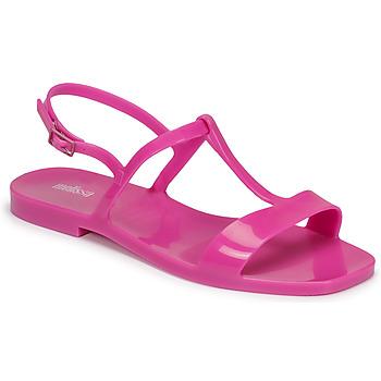 Čevlji  Ženske Sandali & Odprti čevlji Melissa ESSENTIAL NEW FEMME AD Rožnata