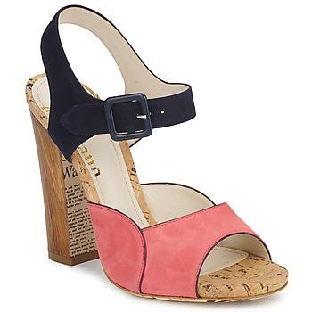Čevlji  Ženske Sandali & Odprti čevlji John Galliano AN3571 Rožnata