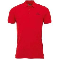 Oblačila Moški Polo majice kratki rokavi Kappa Peleot Rdeča