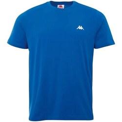Oblačila Moški Majice s kratkimi rokavi Kappa Iljamor Modra
