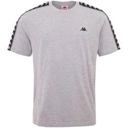 Oblačila Moški Majice s kratkimi rokavi Kappa Ilyas Siva