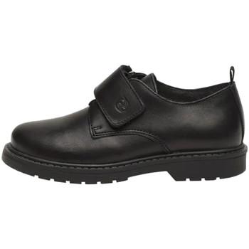 Čevlji  Otroci Čevlji Derby Naturino 2013205 01 Črna