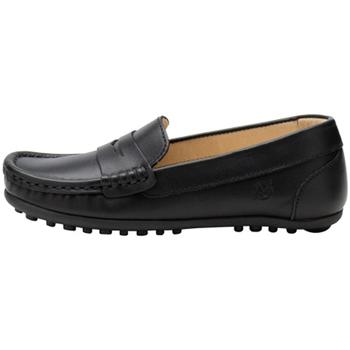 Čevlji  Otroci Mokasini Naturino 2013960 61 Črna