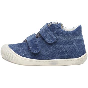 Čevlji  Otroci Visoke superge Naturino 2012904 54 Modra