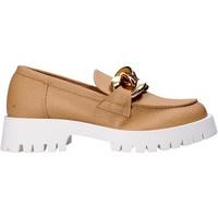 Čevlji  Ženske Mokasini Grace Shoes 631018 Bež
