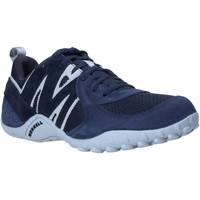 Čevlji  Moški Nizke superge Merrell J598439 Modra