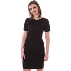 Oblačila Ženske Obleke Akè F597YAL20861 Črna