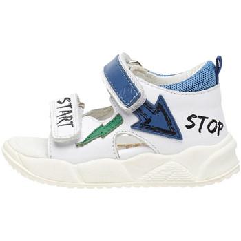 Čevlji  Otroci Sandali & Odprti čevlji Falcotto 1500865 01 Biely
