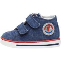Čevlji  Otroci Modne superge Falcotto 2014604 04 Modra