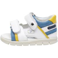 Čevlji  Otroci Sandali & Odprti čevlji Falcotto 1500822 01 Biely