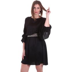 Oblačila Ženske Obleke Jijil JPI19AB272 Črna