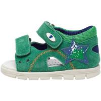 Čevlji  Otroci Sandali & Odprti čevlji Falcotto 1500837 02 Zelena