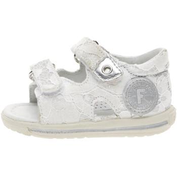 Čevlji  Otroci Sandali & Odprti čevlji Falcotto 1500696 04 Biely