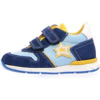 Čevlji  Otroci Modne superge Falcotto 2012389 01 Modra