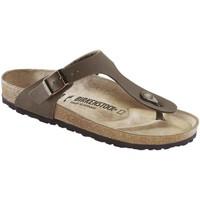 Čevlji  Moški Japonke Birkenstock 043751 Rjav