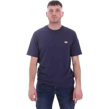 Oblačila Moški Majice s kratkimi rokavi Dickies DK0A4XDBNV01 Modra