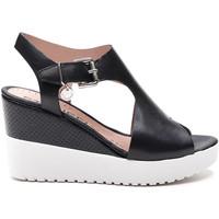 Čevlji  Ženske Sandali & Odprti čevlji Stonefly 213914 Črna