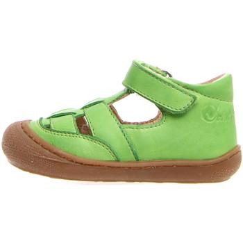 Čevlji  Otroci Sandali & Odprti čevlji Naturino 2013292 01 Zelena