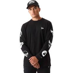 Oblačila Moški Puloverji New-Era 12553334 Črna