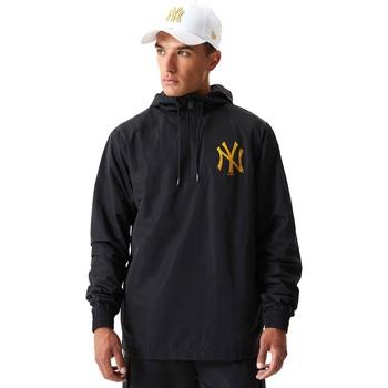 Oblačila Moški Puloverji New-Era 12590862 Črna